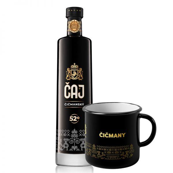 Čičmanský Čaj + Hrnček Pacho Matrtaj