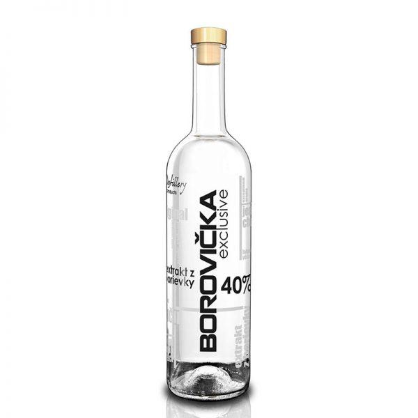 Fine Destillery Borovička Exclusive 0,7 l 40%