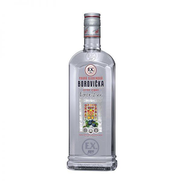 Borovička EX 37,5% 0,7 l Prelika
