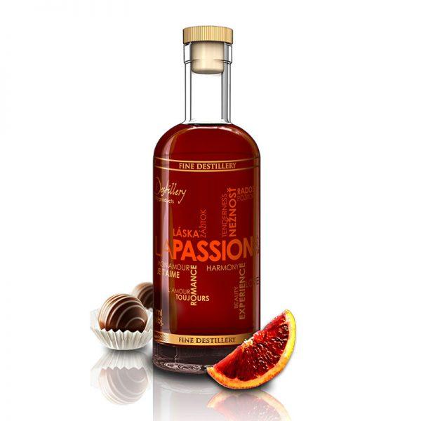 Fine Destillery LaPassion 0,5 l 40%