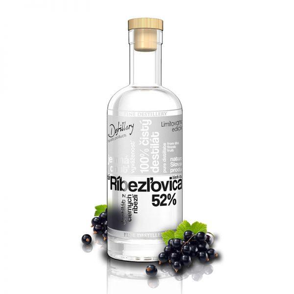 Fine Destillery Ríbezľovica 0,5 l 45%