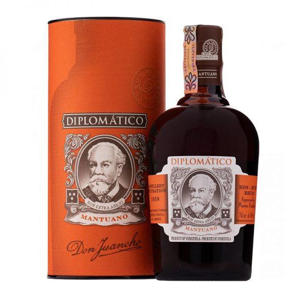 Diplomático Rum Mantuano 40 % 0,7 l tuba