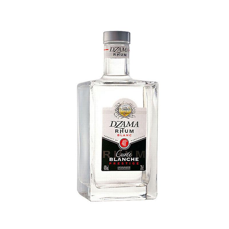 Dzama Rum Cuvée Blanche Prestige 40 % 0,7 l