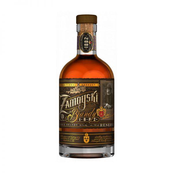 Zamoyski Brandy 40% 0,7 l Noblemen Collection