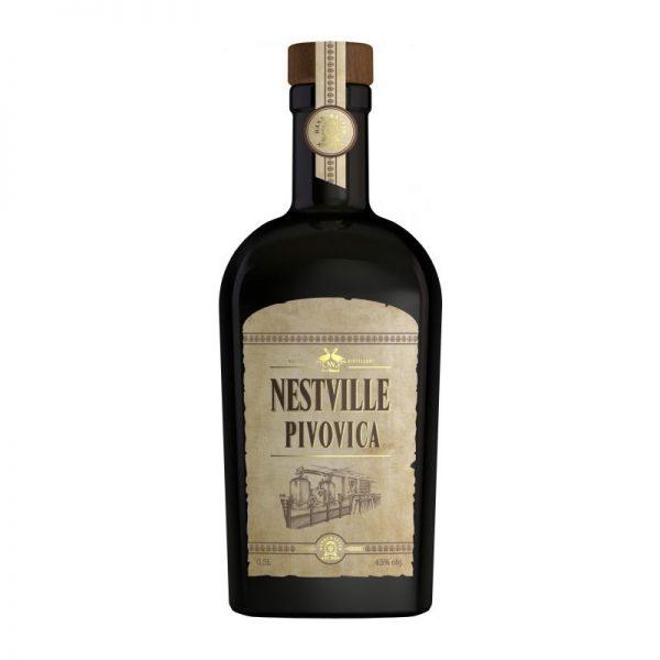 Pivovica 45% 0,5 l Nestville
