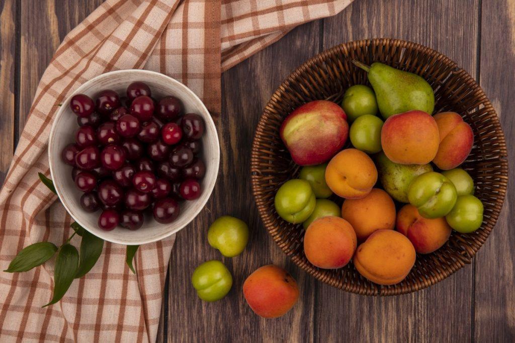 Ovocné destiláty
